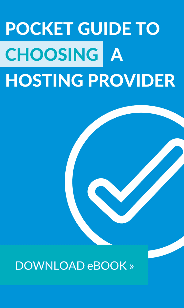 Pocket Guide to choosign a hosting provider