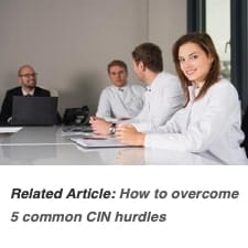 5 CIN Hurdles To Overcome