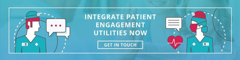 Integrate Patient Engagement utilities